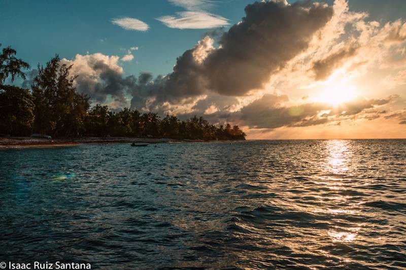 Isla de Mona Sunset 2
