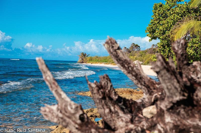 Puerto Rico Sandy Beach