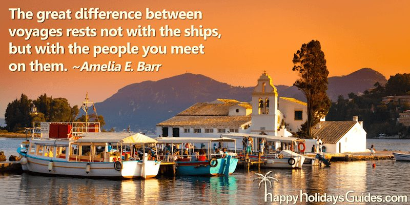 Travel Quote A Barr