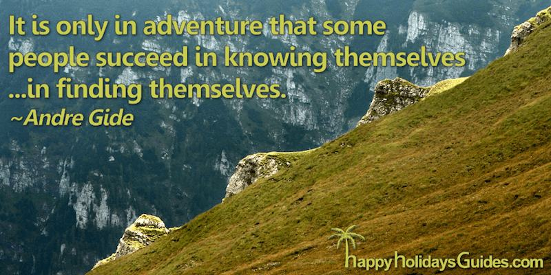 Travel Quote A Gide