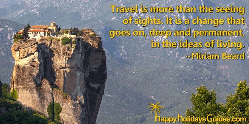 Travel Quote M Beard