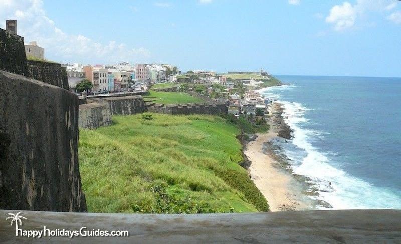 View to El Morro