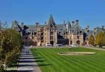 Biltmore Estate Review Front Lawn