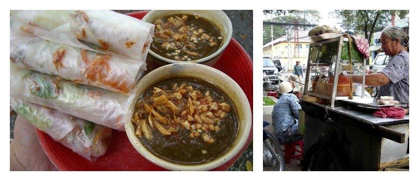 Hanoi Street Food Bo Bia