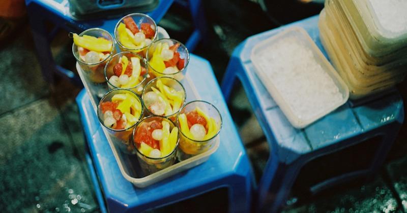 Hanoi Street Food Ho Qua Dam