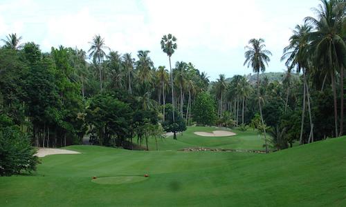 Koh Samui's golf courses