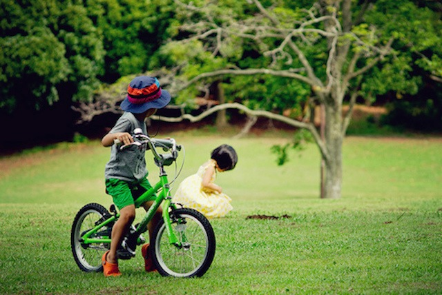 Cycle Touring Youth