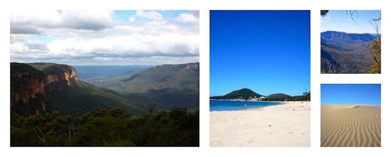 Sydney Stephens Blue Mountains