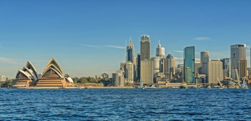 Australia Sydney Harbor