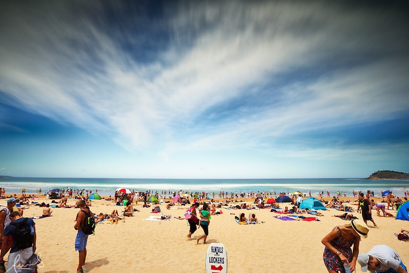Sydney Beaches Manly