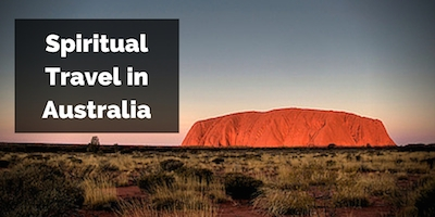 Spiritual Travel in Australia