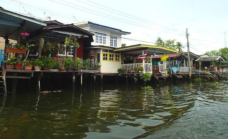 Bangkok Thonburi Khlongs