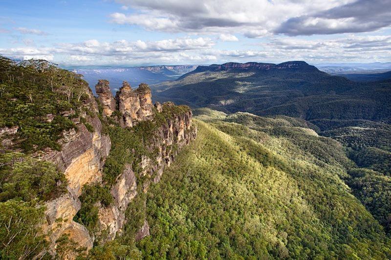 Blue Mountains Australia